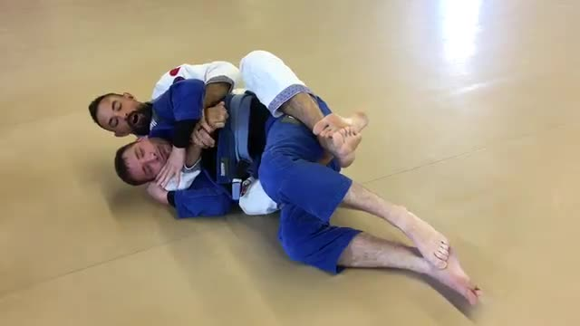 Calf Slicer from Twister Back Control & Top Back Control