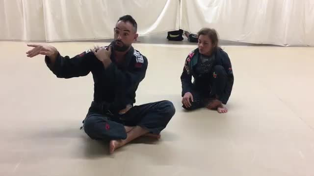 Sit-Up Escape from Side Control