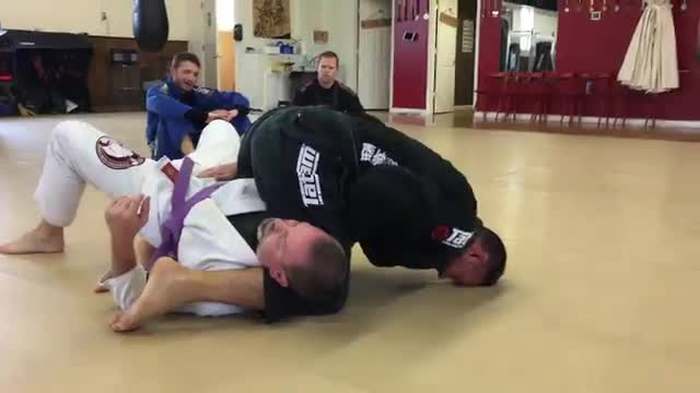 Rodeo Guard Lesson #2 Control with a Kimura Submission