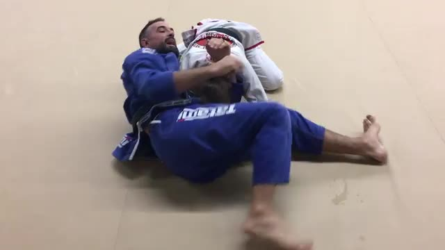 Inside Underhook Escape from Crossbody with Brabo Choke & Other Position Variations