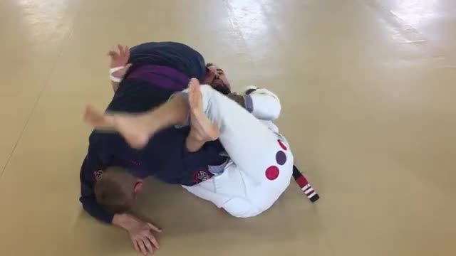Rodeo Guard Lesson #4 Omoplata & Body Slicer