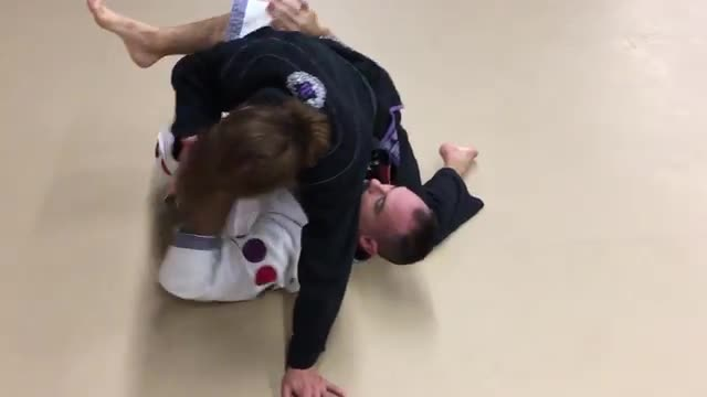 Bear Trap Calf Slicer from Half Guard