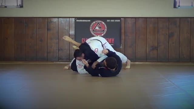 BJJ Warm up #3 Advanced Flow Drill
