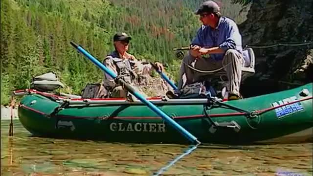 Casting on the Middle Fork