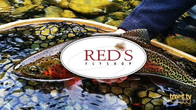 Early Spring on the Yakima with Red's Fly Shop