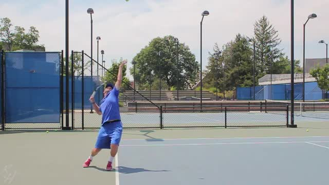 Slicce Serve Visualization Sequence