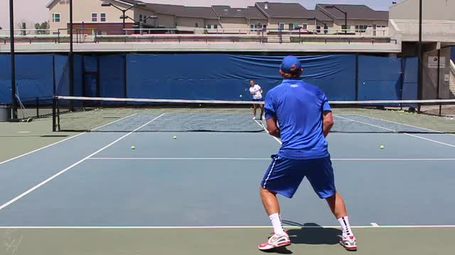 Backhand Visualization Sequence