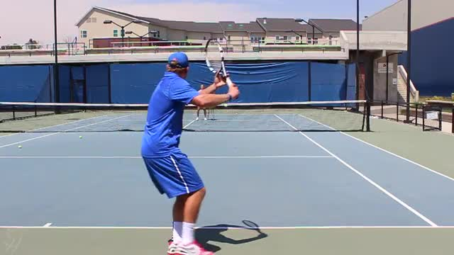 Forehand Visualization Sequence