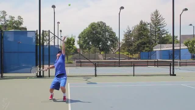 Slice Serve Instruction