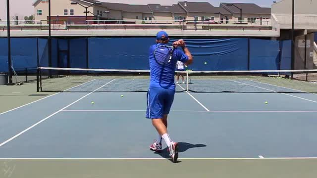 Backhand Instruction