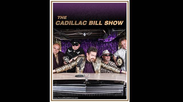 The Cadillac Bill Show: Season 2 Episode 10 - Psychic Hamilton & The CBS Blimp