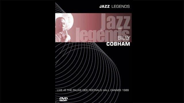 Billy Cobham - Live Palais Des Festivals Hall Cannes 1989