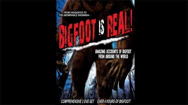 Big Foot Is Real! Part 1