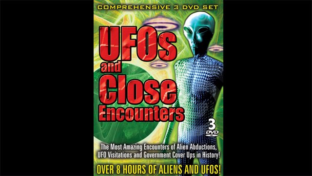 UFO Close Encounters Part 3