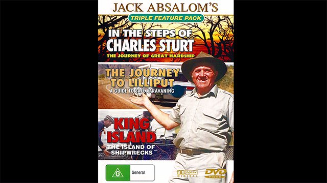 Jack Absalom's The Journey to Lilliput