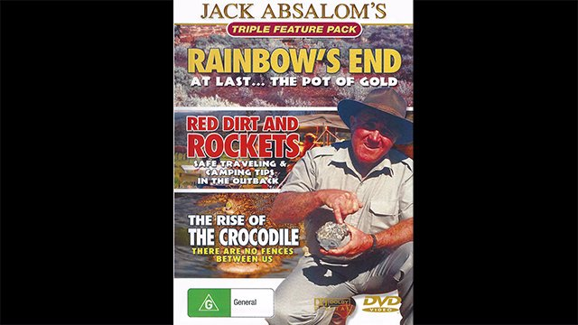 Jack Absalom's The Rise of the Crocodile