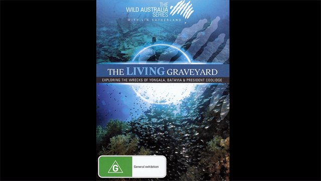 The Living Graveyard - Lin Sutherland