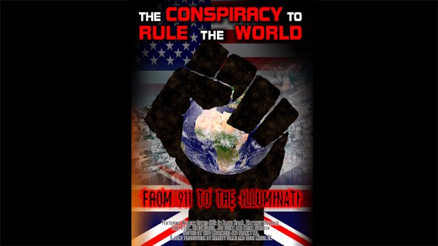 The Conspiracy To Rule The World