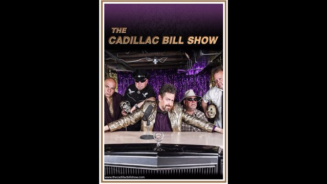 The Cadillac Bill Show: Season 3 Episode 4 - Sock Puppets & Paul Kobak