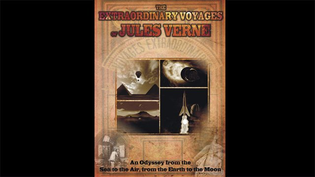 The Extraordinary Voyages Jules Verne