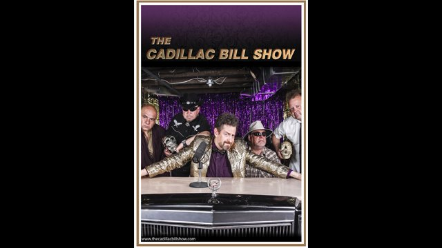 The Cadillac Bill Show: Season 3 Episode 5 - Aliens With Jack Pedler