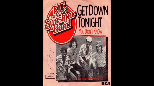 Get Down Tonight -  KC and the Sunshine Band Live Performance