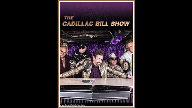 The Cadillac Bill Show: Season 4 Episode 4 - Union Jack & Daniel Lanois