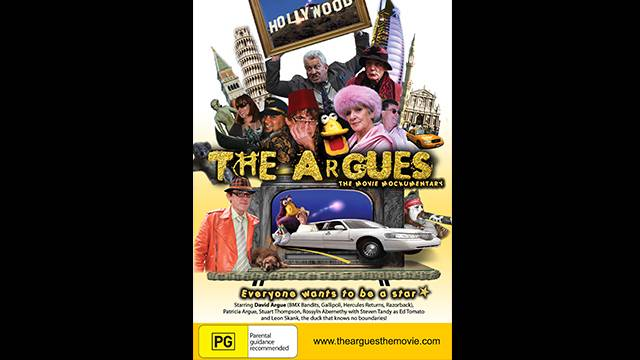 The Argues: The Movie Mockumentary