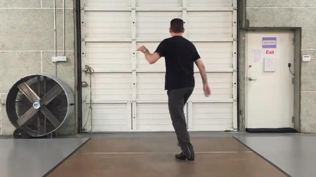 Leçon  108 - Danse Étape 1