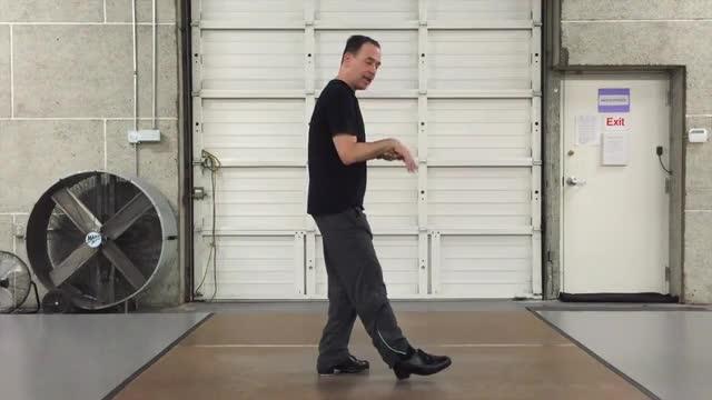 Leçon 109 - Nouvelle Technique - Marcher en Arrière!