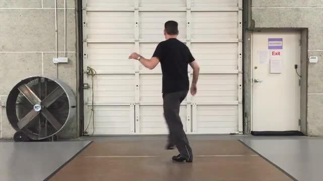 Leçon 112 - Danse Étape 2