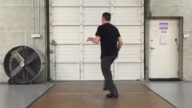 Leçon 118 - Danse Étape 3
