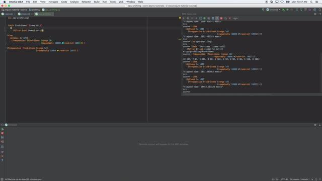 Profiling - Intro and basic CPU profiling