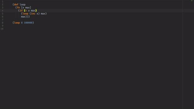 Lisp in X - Ep 6 - RPython JIT