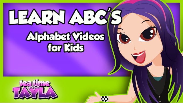 Learn ABC's - Alphabet Videos for Kids