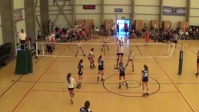 Seal Beach 15 Tony v SG Elite 15Rosh PL1 3/21/15.mp4