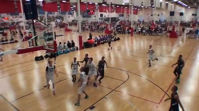 FastBreak Sports Blue 17U v Nevada Wolves  LV Classic 2014