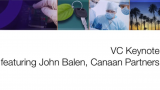 VC in the OC 2012 - VC Keynote featuring John Balen from Canaan Partners