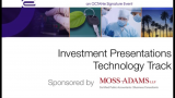 VC in the OC 2012 - Investment Presentations