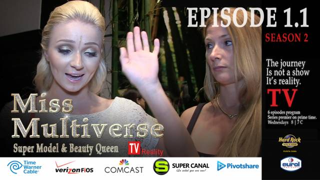 EPISODE 1.1 Before the pageant Miss Multiverse
