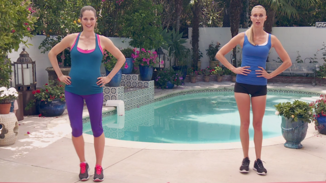 Healthy, Fit, Happy Mom - 1st Trimester Workout