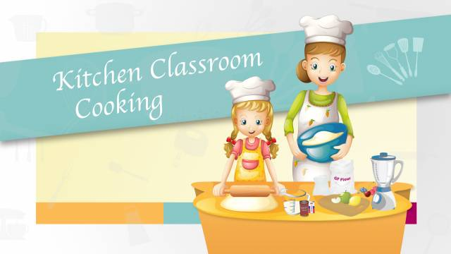 Kitchen Classroom Cooking
