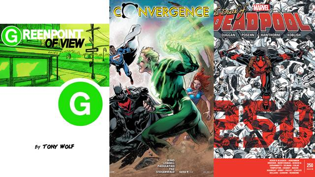 Comic Book Reviews from Pete's Basement Season 8, Episode 13 - 4.14.15