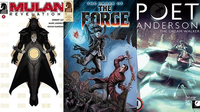 Comic Book Reviews from Pete's Basement Season 8, Episode 22 - 6.30.15