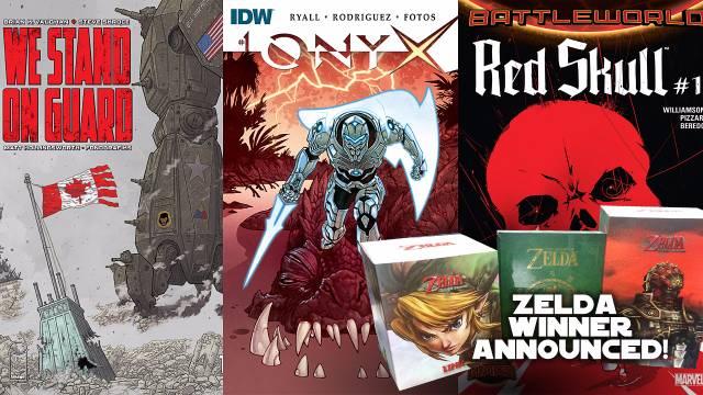 Comic Book Reviews from Pete's Basement Season 8, Episode 23 - 7.11.15
