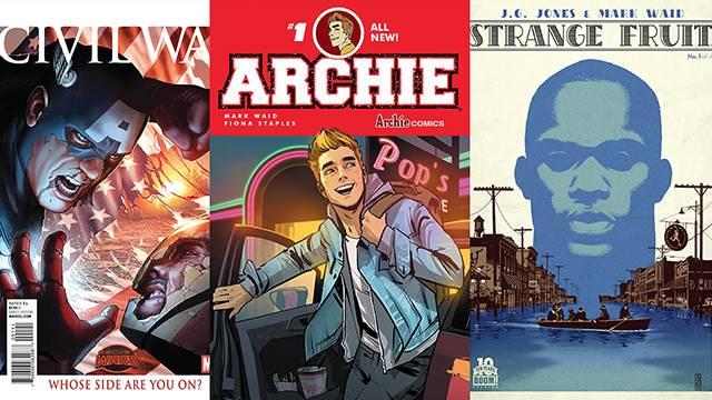 Comic Book Reviews from Pete's Basement Season 8, Episode 24 - 7.14.15