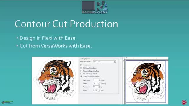 Get the Most Out of VersaWorks with Flexi