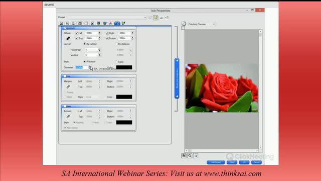 Banner Finishing Tools, QR Code, and More Secret Features in SAi Flexi software