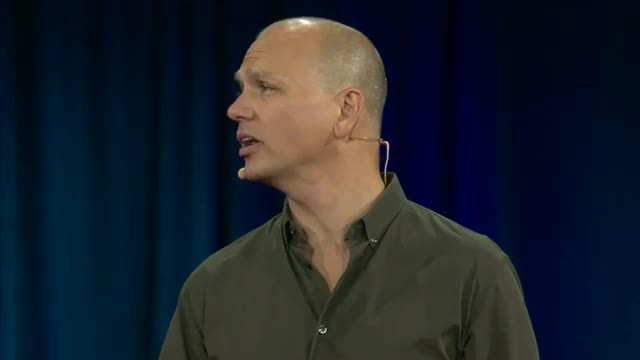 Tony Fadell: The first secret of design is ... noticing