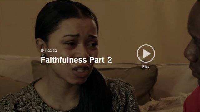 Faithfulness 2